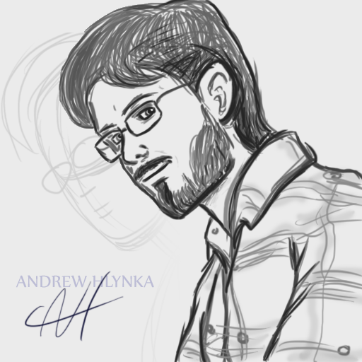 Andrew Hlynka's old profile picture